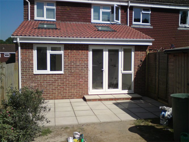 extension two