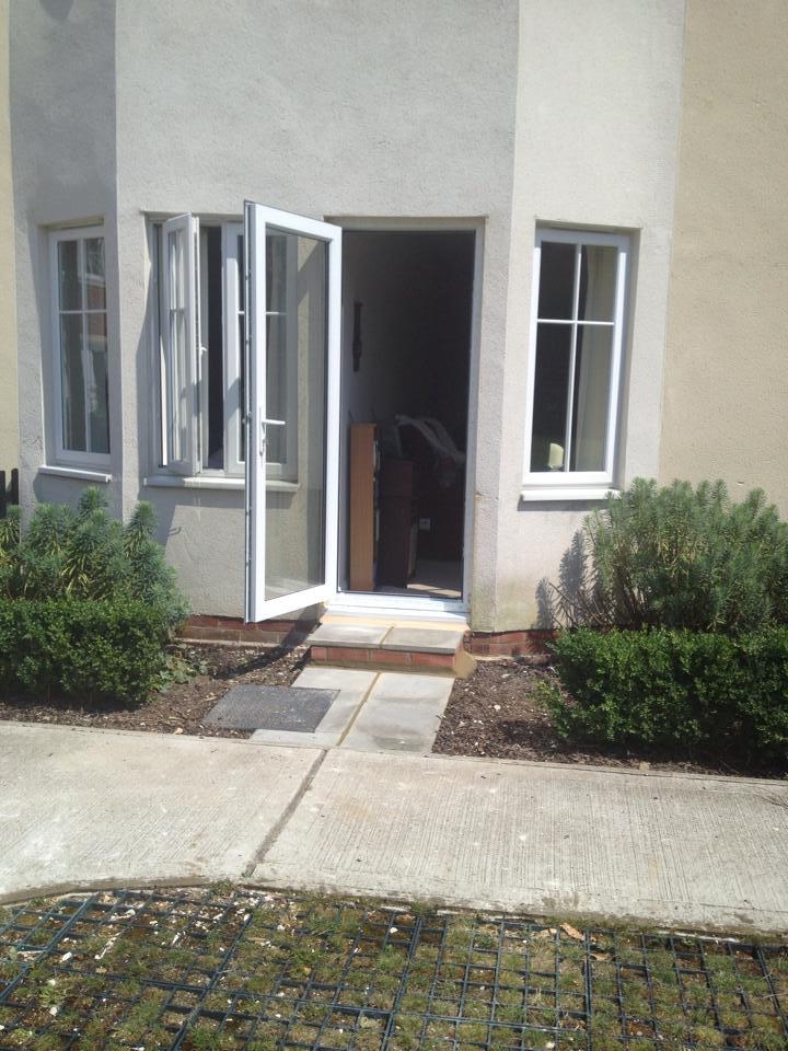 exterior painting essex