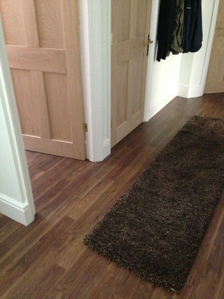 wooden floor installation services
