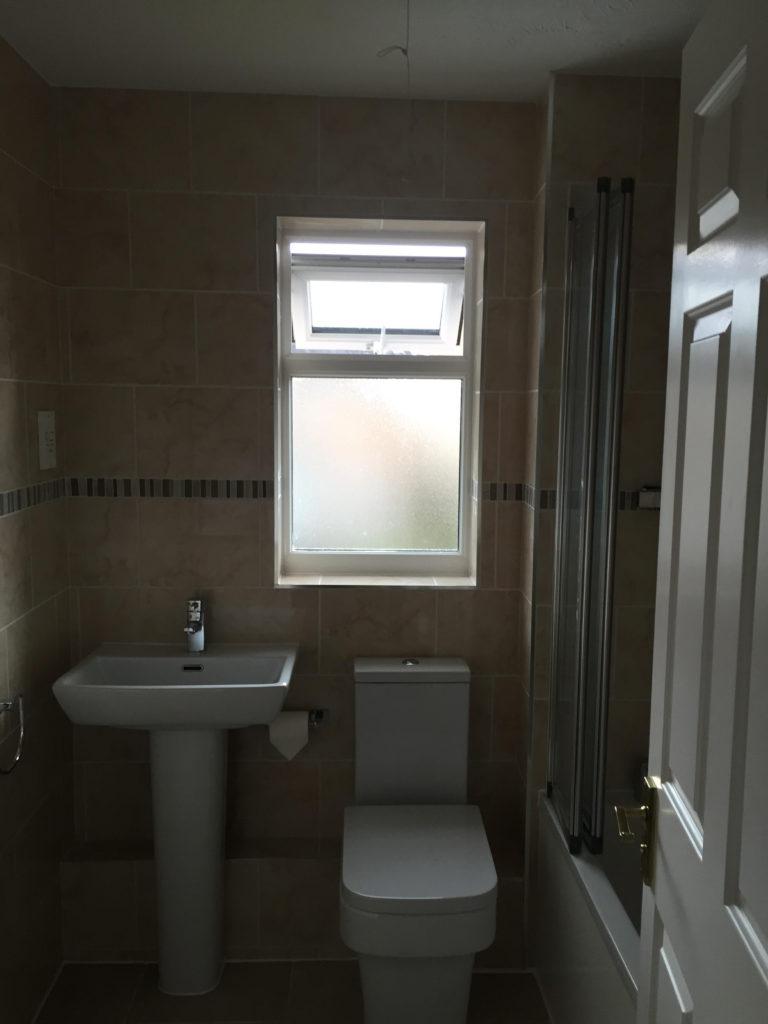 Bathroom fitting Chelmsford